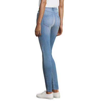 Bailey - Top Pick - Arizona High-Rise Skinny Fit Jeggings-Juniors