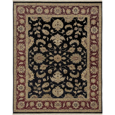 Amer Rugs Luxor F Hand-Knotted Wool Rug