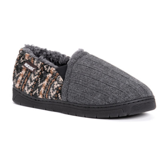 Men's Muk Luks Moccasin Slippers