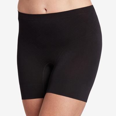 Jockey Slimmers Cool Touch Microfiber Boyshort Panty 4146