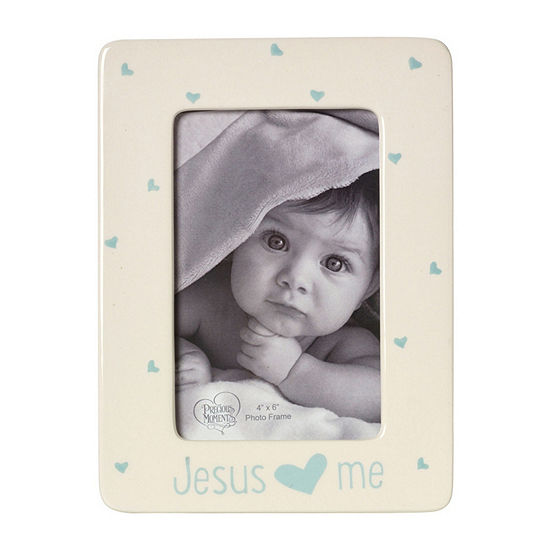"Precious Moments ""Jesus Loves Me"" Photo Frame"