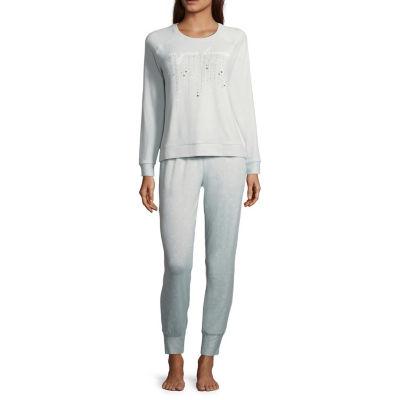 Ambrielle 2-pack Pant Pajama Set- Plus