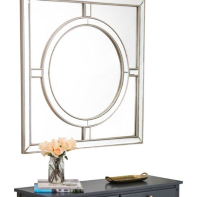 Laila Starboard Square Wall Mirror