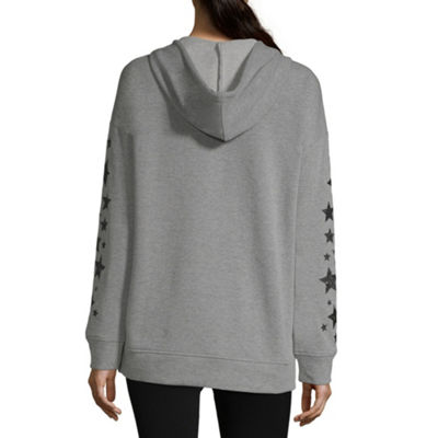 Xersion French Terry Star Hoodie