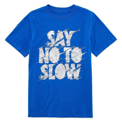 Xersion Graphic T-Shirt Graphic T-Shirt-Big Kid Boys Husky