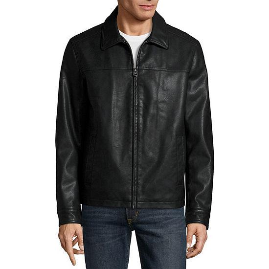 Men's Dockers Faux Leather Jacket