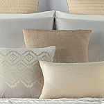 JCPenney Home Mercer 10-pc. Embellished Comforter Set