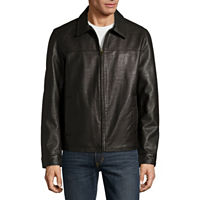 Men's Dockers Faux Leather Jacket Deals