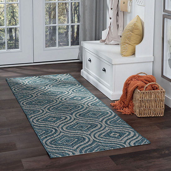 Veranda Varuca Contemporary Area Rug
