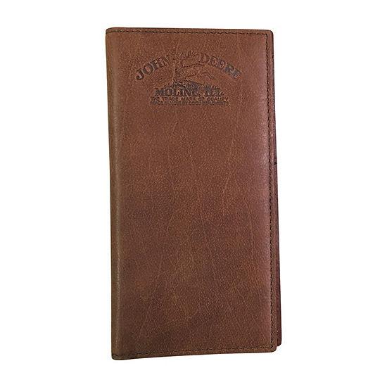 John Deere Checkbook Wallet