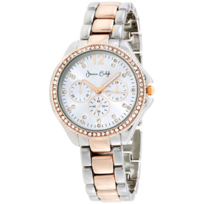 Womens Two Tone Bracelet Watch-St1743s695-855