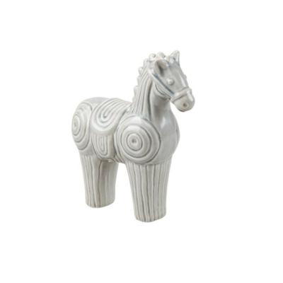 Madison Park Regal Horse Ceramic Decor