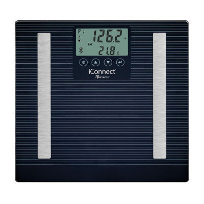Detecto iConnect Smart 8 in 1 Bathroom Scale