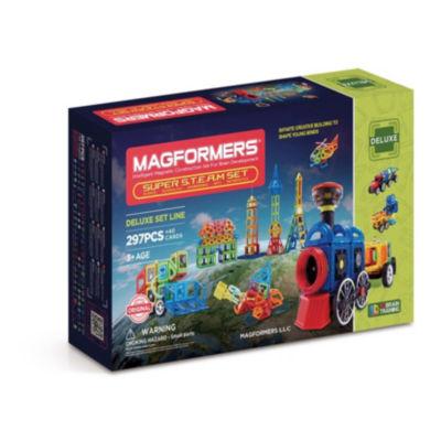 Magformers Super STEAM 297 PC. Set