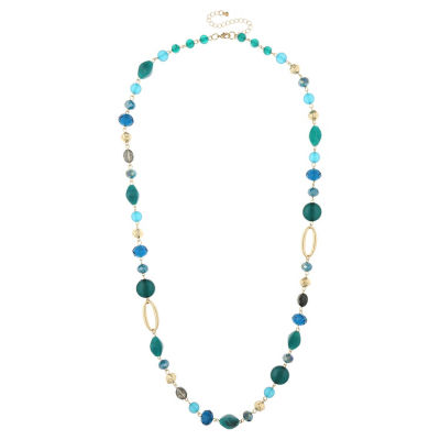 Mixit Womens Link Necklace