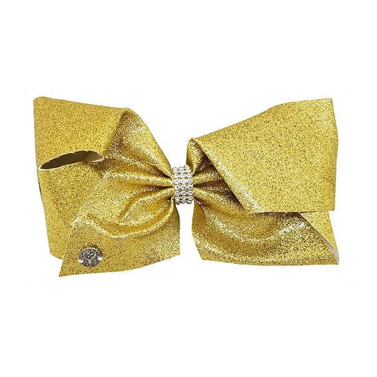 Jojo Siwa Signature Glitter With Rhinestone Keeper Bow