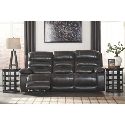 Signature Design By Ashley® Pillement Power Reclining Sofa