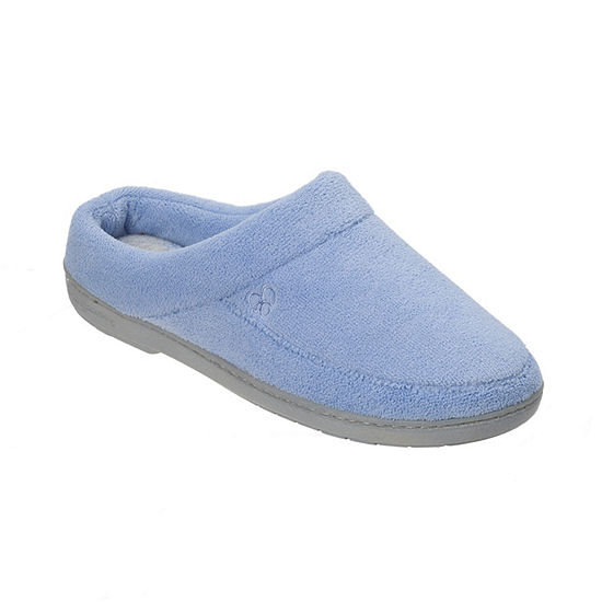 def5ec7c8 Dearfoams Terry Clog Slippers JCPenney