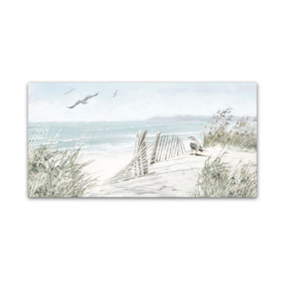 Trademark Fine Art The Macneil Studio Coastal Dunes Giclee Canvas Art