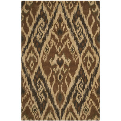 Safavieh Capri Collection Sonam Damask Area Rug