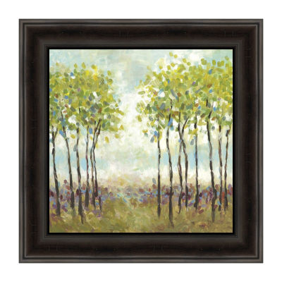 Foxwood I Framed Print