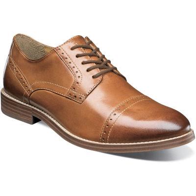 Nunn Bush Middleton Men's Cap Toe Dress Oxford Shoes