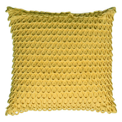 Rizzy Home Joshua Transitional Loops Decorative Pillow