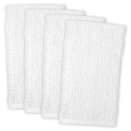 Bar Mop Dishtowel Set Set Of 4
