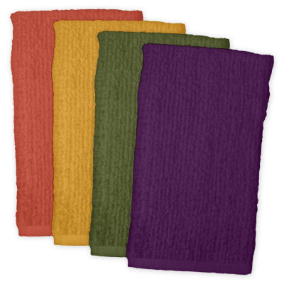 Bar Mop Dishtowel Set - Set of 4