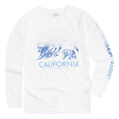 Levi's ® ™ Long Sleeve Graphic T-Shirt Boys