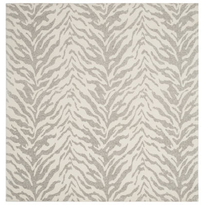 Safavieh Marbella Collection Anson Geometric Square Area Rug