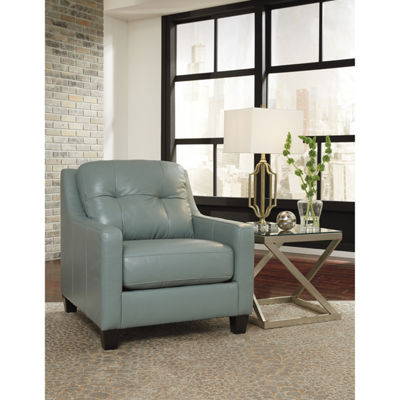 Signature Design By Ashley® O'Kean Leather Accent Chair