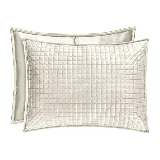 Queen Street Gordon Quilted Pillow Sham