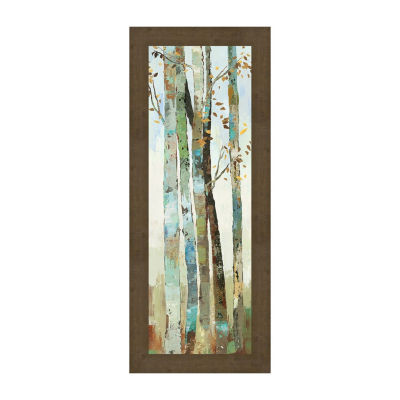 Towering Trees I Framed Print