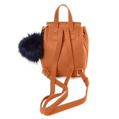 Imoshion Backpack With Pom Pom Backpack