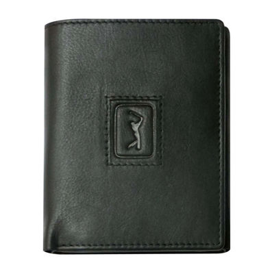 PGA TOUR Mens Tri Fold Wallet