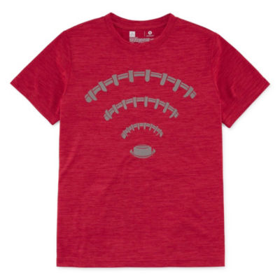 Xersion Poly Graphic T-Shirt Graphic T-Shirt Boys