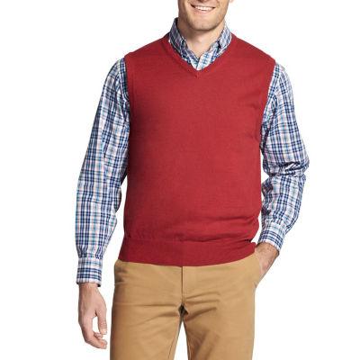 IZOD Sweater Vest V Neck