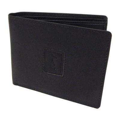 PGA TOUR Mens Flip Fold Wallet