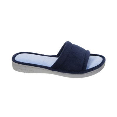 Dearfoams Terry Slip-On Slippers