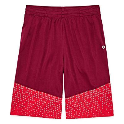Xersion Basketball Shorts Boys Husky
