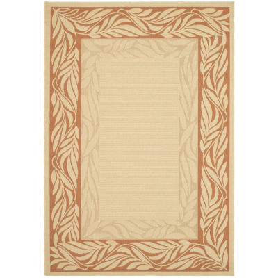 Safavieh Salena Oriental Rectangular Indoor/Outdoor Rugs