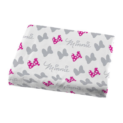Disney Minnie Mouse Microfiber Sheet Set