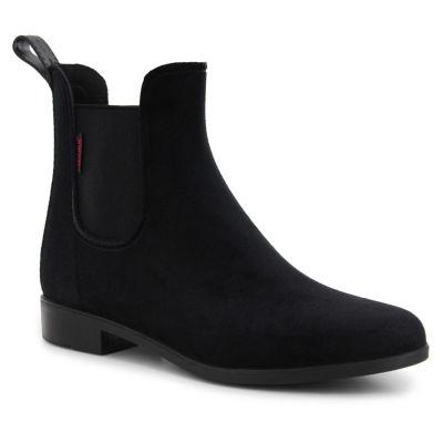 Chooka Fashion Womens Vivien Rain Boots Waterproof Pull-on