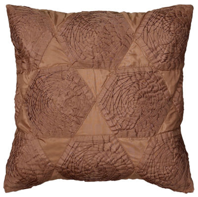 Rizzy Home Christopher Transitional Floral Decorative Pillow