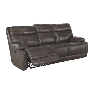 Signature Design By Ashley® Palladum Power Reclining Sofa