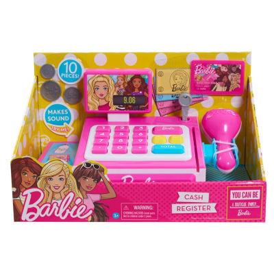 Barbie Cash Register