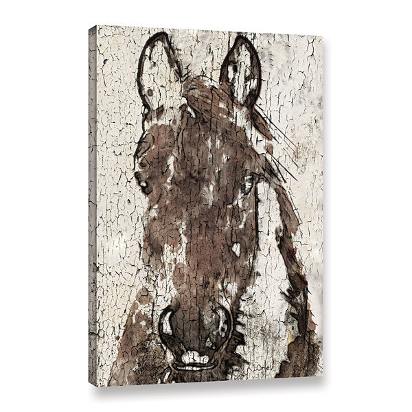 Shadow Queen II Gallery Wrapped Canvas