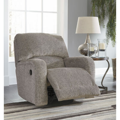 Signature Design By Ashley® Pittsfield Swivel Glider Recliner
