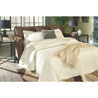 Signature Design By Ashley® Terrington Queen Sofa Sleeper